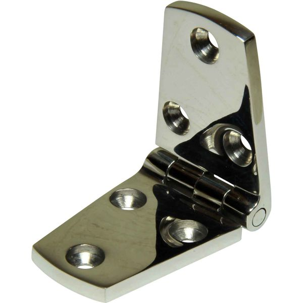 4Dek Stainless Steel Hinge (100mm x 38mm / Protruding Pin)