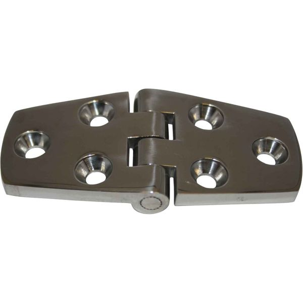4Dek Stainless Steel Hinge (38mm x 74mm / Flush Pin)