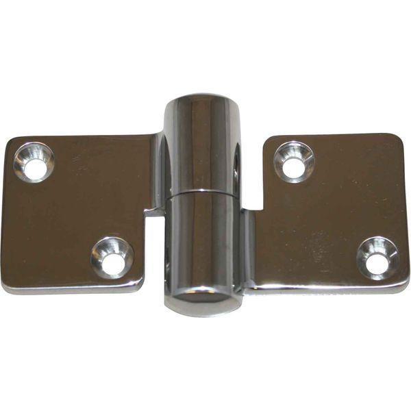 4Dek Stainless Steel Hinge (100mm x 50mm / Right Hand)