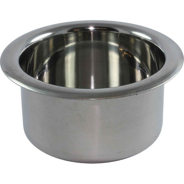 4Dek Stainless Steel Cup Holder (68mm ID)