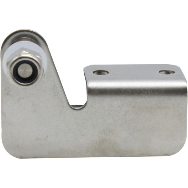 Osculati Gas Spring Square Plate (70mm Wide / Left Pin)