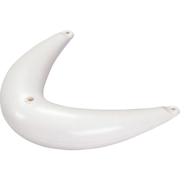 Dan-Fender White Marine Bow Fender (330mm Wide)