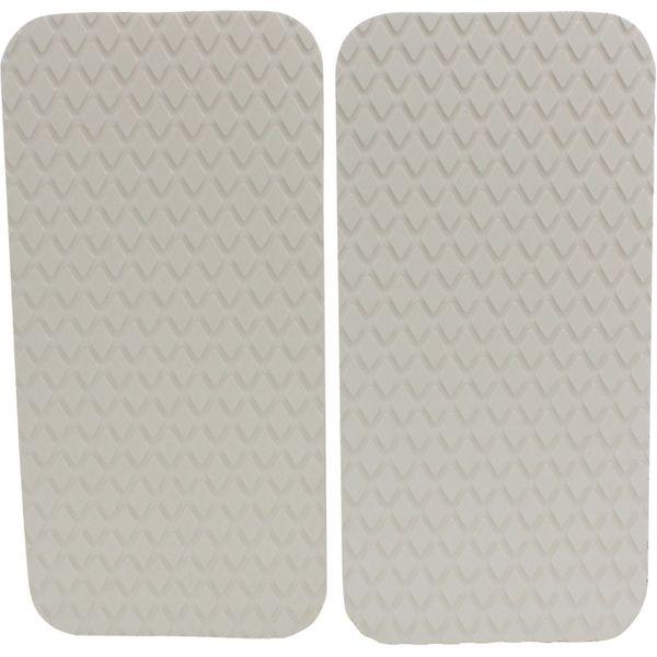 Treadmaster Self Adhesive Grip Pads (White Sand / Pack of 2 / 275mm)
