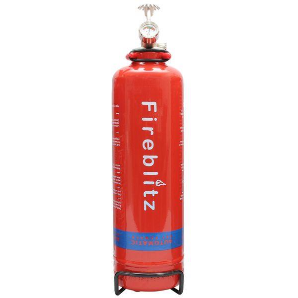FireBlitz Dry Powder Automatic Fire Extinguisher (1kg)