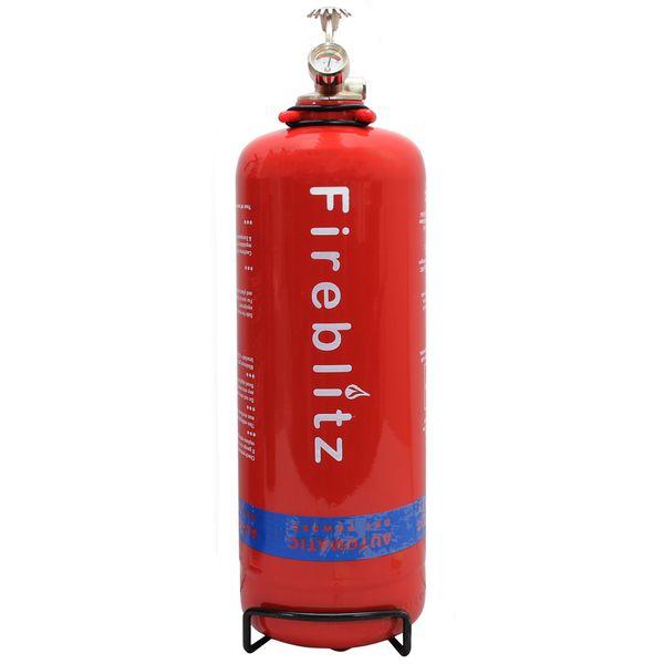FireBlitz Dry Powder Automatic Fire Extinguisher (2kg)