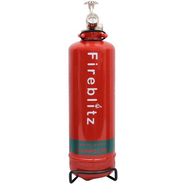 FireBlitz Automatic Clean Agent Fire Extinguisher (1kg)