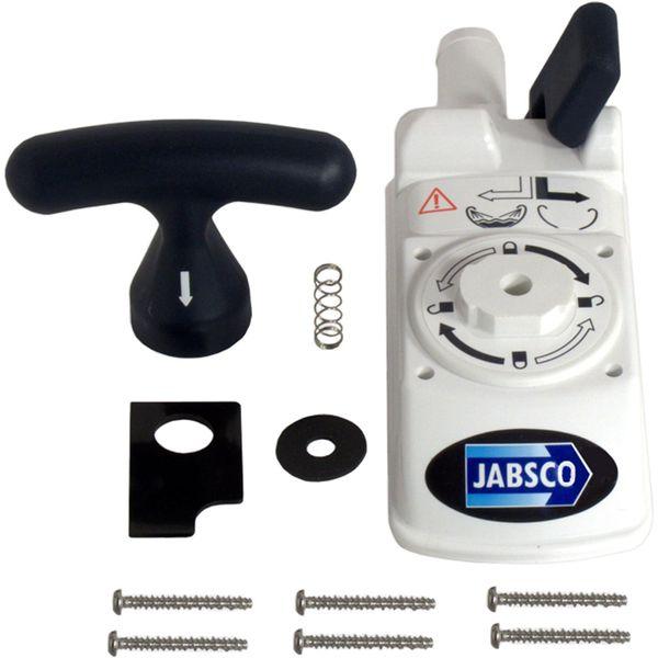 Jabsco Valve Cover Assembly for Jabsco 29090 & 29120 Manual Toilets