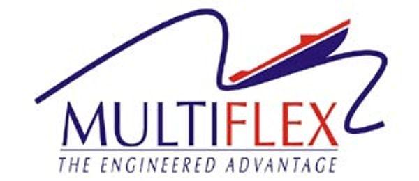 Multiflex Delta Black Aluminium Sports Steering Wheel (350mm)