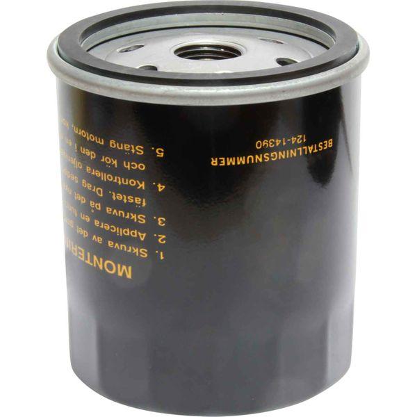 Orbitrade 14390 Oil Filter Canister Element for Volvo Penta Engines