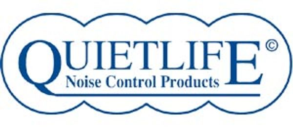 Quietlife 23mm Soundproofing with Polymeric Barrier & Silver Foil (x1)