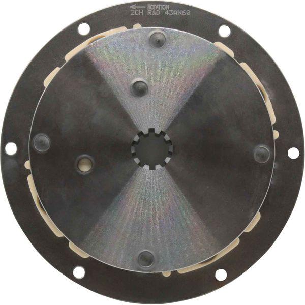 R&D Drive Plate For Borgwarner PRM ZF TMC (10 Teeth Spline / 215.9mm)