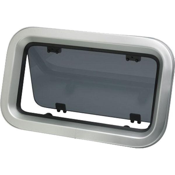 Vetus PZ621 Aluminium Porthole (368mm x 179mm)