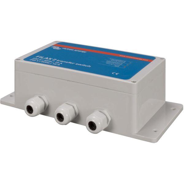 Victron Filax 2 Transfer Switch (110V to 240V / 16A)
