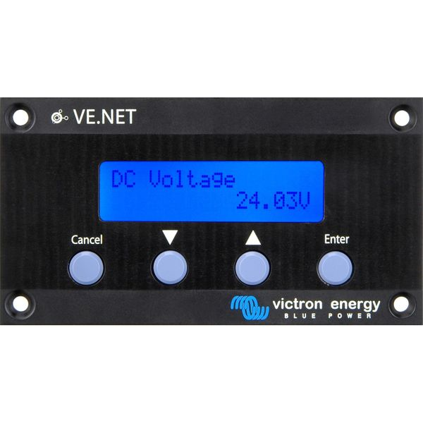 Victron VE.Net GMDSS Control Panel for the Skylla-TG