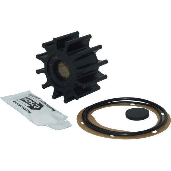 Jabsco Flexible Neoprene Pump Impeller (Spline Drive / 12 Blades)