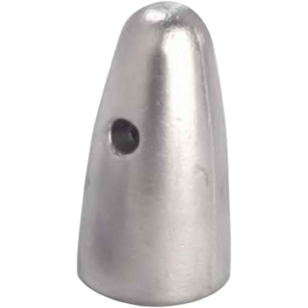 "Orbitrade 19140 Zinc Prop Shaft Nut Anode for Volvo Penta (1"")"