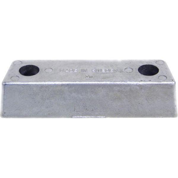 Orbitrade 19835 Zinc Engine Shield Anode for Volvo Penta Sterndrives