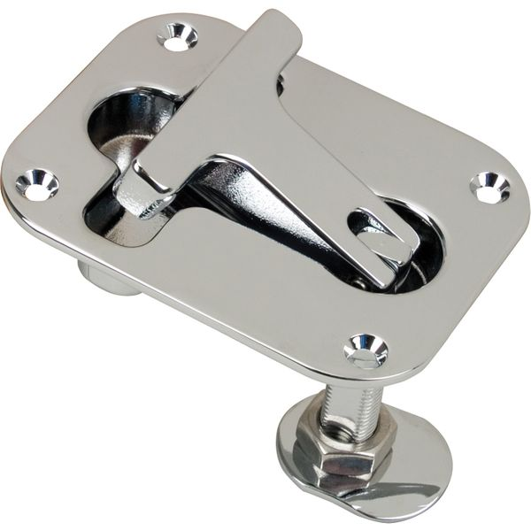 Perko 0777 Rectangular Flush Latch (38mm Cam Bar)