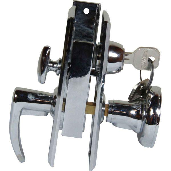 Perko 0927 Mortise Lock & Door Handle (70mm x 51mm)