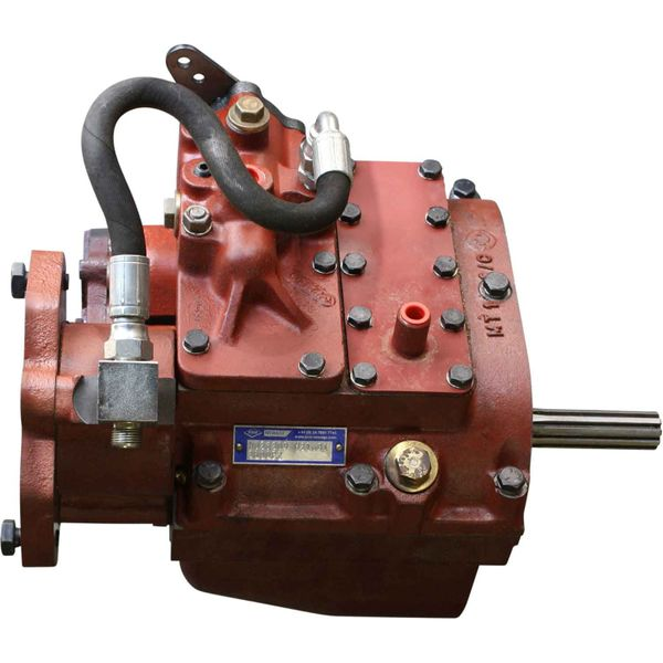 PRM 280D Drop Centre Marine Gearbox with PTO (Ahead Ratio 2.94:1)