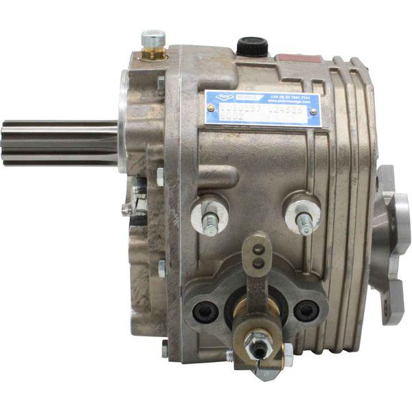 PRM 60D Drop Centre Marine Gearbox (Ahead Ratio 1.5:1)