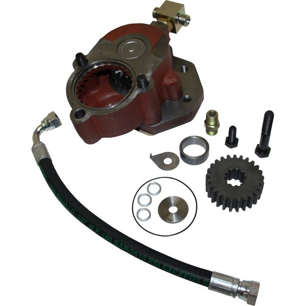 PRM MT0193 Live PTO For PRM 500 and 750 Gearboxes (SAE B Flange)