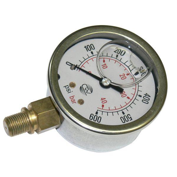 PRM MT5036 Pressure Gauge for PRM Gearboxes