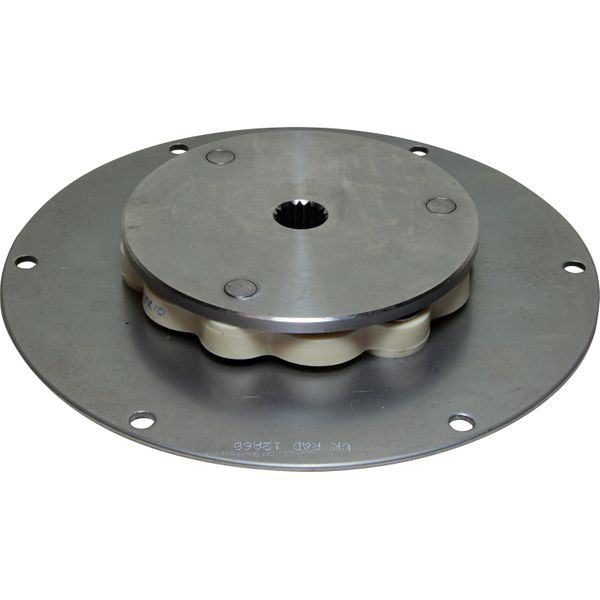 "R&D Drive Plate For PRM (17 Teeth Spline, 8.5"" 215.9mm Diameter)"