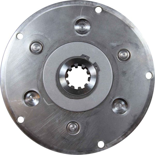 R&D Drive Plate For PRM (10 Teeth Spline, 155.45mm OD, 100 lb ft)