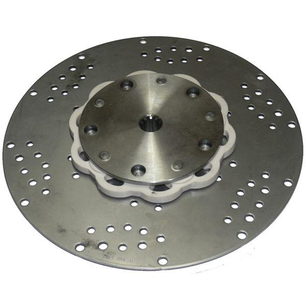 R&D Drive Plate For PRM (10 Teeth Spline, 362mm OD, 250 lb ft Torque)