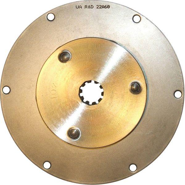 R&D Drive Plate For ZF Hurth & PRM (10 Teeth Spline, 215.9mm Diameter)