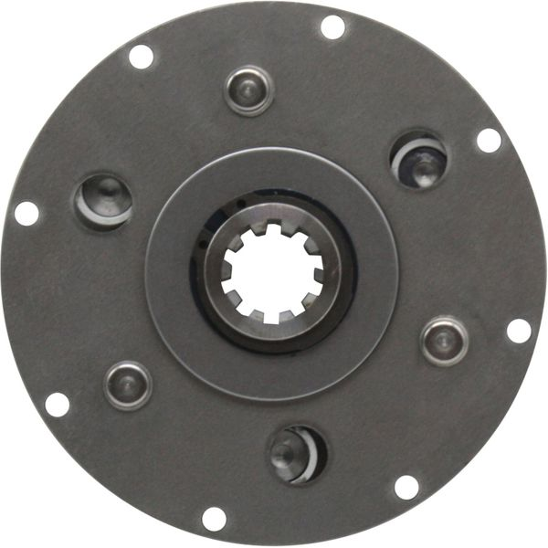 R&D Drive Plate for ZF Hurth Gearboxes (10 Teeth Spline, 152mm OD)