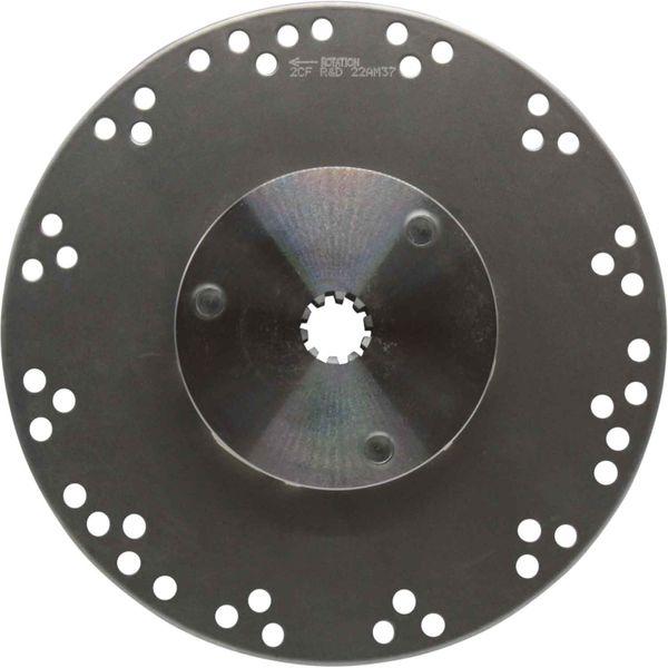 R&D Drive Plate For ZF Hurth (10 Teeth Spline, 266.7mm OD, 100 lb ft)