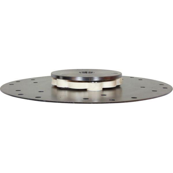 R&D Drive Plate For ZF Hurth & PRM (10 Teeth Spline, 298.5mm Diameter)