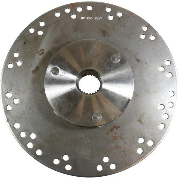R&D Drive Plate For Borgwarner (26 Teeth Spline, 266.7mm OD, 100 lbft)