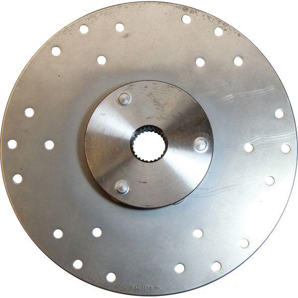 R&D Drive Plate For Borgwarner (26 Teeth Spline, 298.5mm OD, 100 lbft)