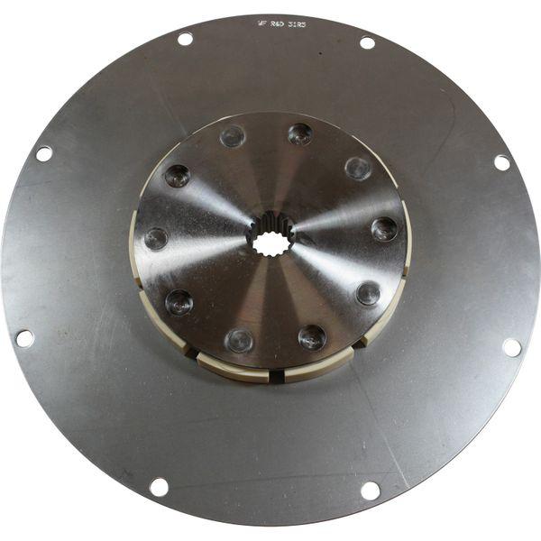 R&D Drive Plate For PRM (17 Teeth Spline, 352.5mm OD, 550 lbft Torque)