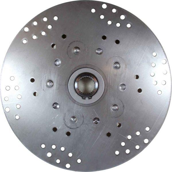 R&D Drive Plate For Borgwarner (26 Teeth Spline, 336.5mm Diameter)