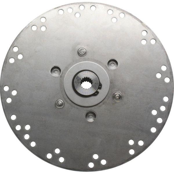 R&D Drive Plate For Borgwarner, PRM, ZF (26 Teeth Spline / 267mm OD)