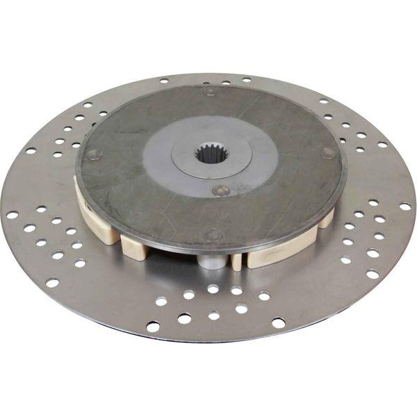 R&D Drive Plate For PRM 500 750 (17 Teeth Spline / 362mm Diameter)