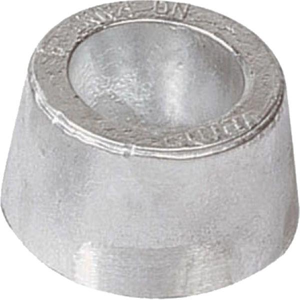 Vetus ALU08C Aluminium Disc Hull Anode (0.4kg / 80mm Diameter)