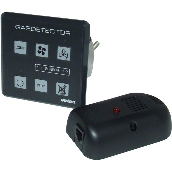 Vetus GD1000 Gas & Carbon Monoxide Detector (12 & 24V)