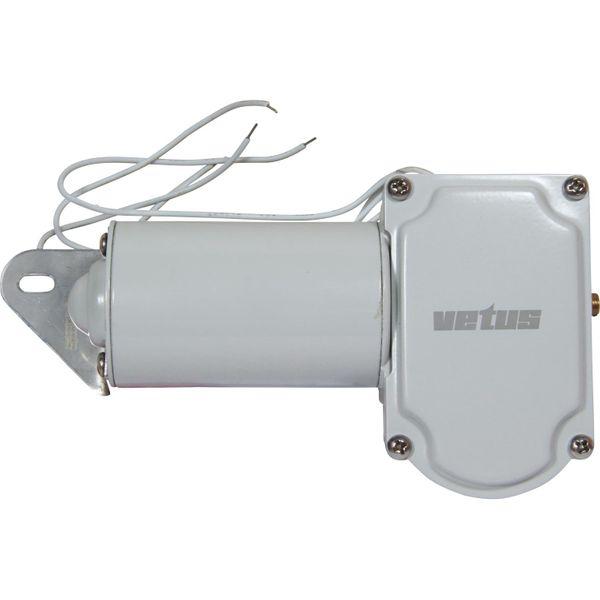 Vetus RW02A Windshield Wiper Motor (24V / 50mm Spindle / Self Parking)