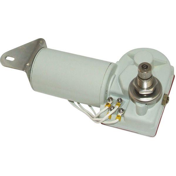 Vetus RW08A Windshield Wiper Motor (12V / 25mm Spindle / Self Parking)