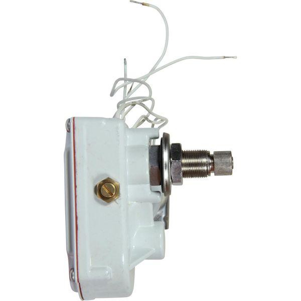 Vetus RW09A Windshield Wiper Motor (24V / 25mm Spindle / Self Parking)