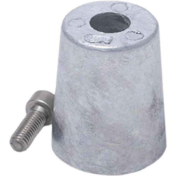 Vetus SN50B Zinc Shaft Cap Nut Anode (50mm ID)