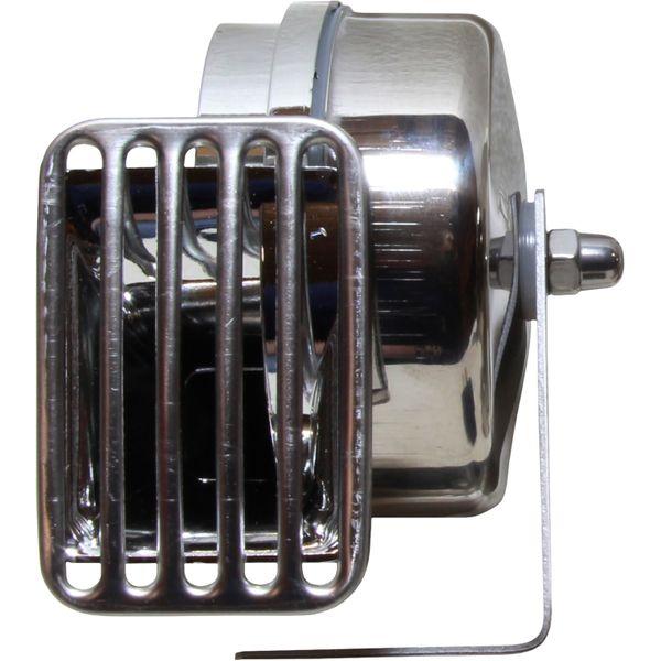 Vetus TNA12H Single Compact Electric Horn (High Pitch / 12V)
