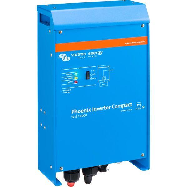 Victron Phoenix Compact Sine Wave Inverter (12V / 1200VA)