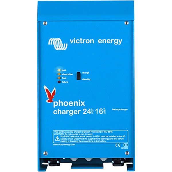 Victron Phoenix Automatic Battery Charger (24V / 16A)