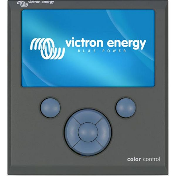 Victron Color Control GX Panel